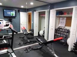 Full Size of Garage:home Gym Plates 4 Bay Garage Plans Garage Into A Gym ...