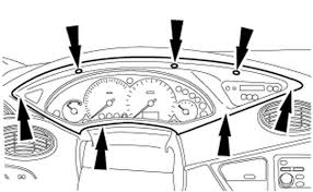 Ford Focus Instrument Cluster Lights Not Working Testing Head Light Control Switch 2003 Ford Focus