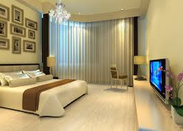 modern bedroom with tv. Fine Bedroom Bedroom Modern Curtain Designs For Luxury With Crystal Ceiling Lamp Shades  And Tv Stand Throughout T