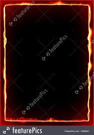 fire frame ilration