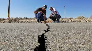 Desert quakes may have boosted chances ...