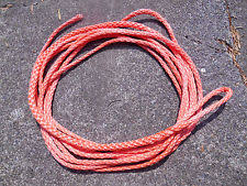 warn plow atv parts dyneema sk 75 compare warn 68560 plow lift rope synthetic wire rope replacement