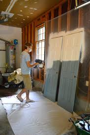 paint sprayer for furniturePriming And Painting Trim With A Paint Sprayer And By Hand  Young