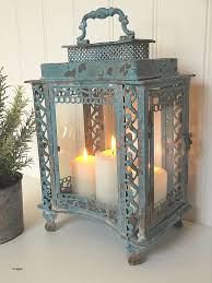 fireplace screens with candle holders fresh french vintage style lantern candle holder shabby chic