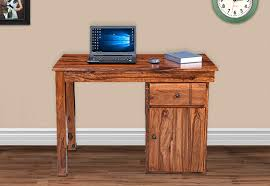 office wooden table. Royaloak Jordon Office Table In Solid Sheesham Wood - Office Wooden Table
