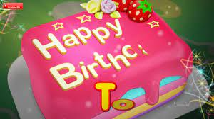 Bài hát Happy Birthday - Bài Chúc mừng sinh nhật tiếng anh hay nhất -  YouTube