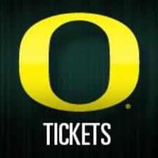 Ducks Football Seating Chart Oregon Duck Tickets Oregonducktix Twitter