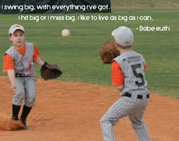 Funny Baseball Quotes Cool Quotes About Babe Ruth Hitting On QuotesTopics