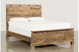 reclaimed wood bed frame. Display Product Reviews For KIT-ATTICUS CALIFORNIA KING PLATFORM BED Reclaimed Wood Bed Frame