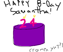 Image result for happy 24th birthday