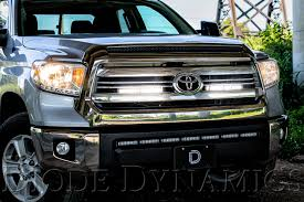 2008 Tundra Grill With Light Bar Bolt On Light Bar Kits For The 2014 Toyota Tundra Now