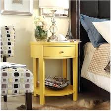 end table with drawer 1 drawer oval wood shelf accent end table by inspire q bold