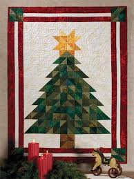 Quilting - Holiday & Seasonal Patterns - Christmas Patterns - Oh ... & Quilting - Holiday & Seasonal Patterns - Christmas Patterns - Oh, Christmas  Tree Quilt Pattern Adamdwight.com