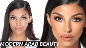 modern arab makeup eid tutorial hindash