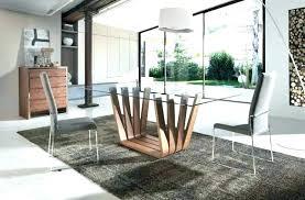 modern glass dining table modern glass top dining table modern glass dining table arena modern glass