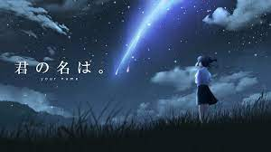 1920x1080 3d name wallpapers get your name in 3d search results animal. Your Name Wallpaper Iphone Kimi No Na Wa 2 1920x1080 Wallpaper Teahub Io