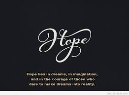 Inspirational Quotes About Hopes And Dreams Best Of 24 Top Hope Quotes And Sayings For Inspiration