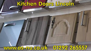 Mfi Replacement Kitchen Doors Kitchen Doors Lincoln And Kitchens Lincoln Youtube