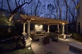 outdoor pergola lighting. Outdoor Lighting For Pergolas. Pergola Lights | Bill House Plans Pergolas
