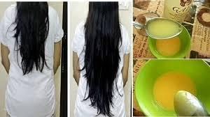 Resultado de imagem para Hair growth with homemade recipes.