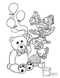 Small Picture Toys coloring page Free Printable Coloring Pages