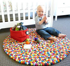 kids round rug colorful rugs to brighten up any kids room kids rugby ball kids round rug