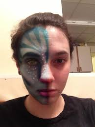 avatar makeup oc