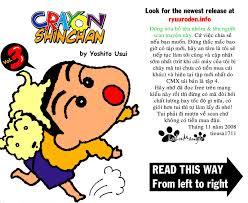 Shin - Cậu bé bút chì - Tập 3 - Đọc truyện Lidota