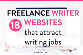 lance writer websites that attract writing jobs elna cain 18 lance writer websites that attract writing jobs