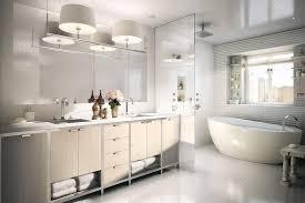semi custom bathroom cabinets. Semi Custom Bathroom Cabinets Amazing Contemporary Master With European Freestanding Pertaining To 19 E