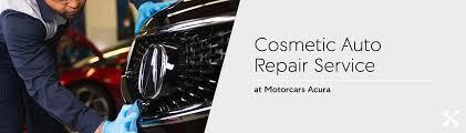 Cosmetic Car Repair | Cosmetic Auto Repair Cost near Cleveland, OH