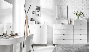 How to Style an All White Bedroom - Vox Furniture South Africa