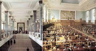 Российская государственная библиотека им Ленина Негорин  Объем фондов превышает 45 млн 500 тыс единиц хранения Представлены специализированные собрания карт нот звукозаписей редких книг диссертаций газет и