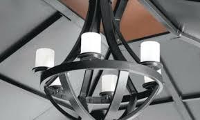 gazebo lights chandelier a outdoor gazebo chandelier plug in battery operated hanging wireless solar