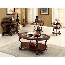 furniture of america azea solid wood 4