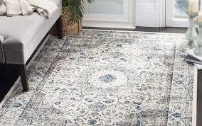 vintage cowhide evoke light marvellous oriental safavie rug area porcello ivory blue grey and zebra dark