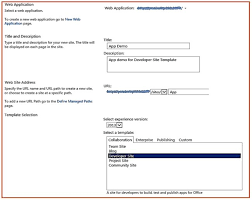 Create Sharepoint Site Template Overview Of Sharepoint 2013 Developer Site Template