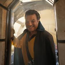 Star Wars Legend Billy Dee Williams Brings Lando Calrissian Back for One  Final Ride | GQ
