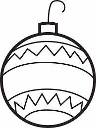 Small Picture Printable Christmas Ornaments Coloring Pages For Adults Tree Free