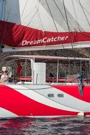 Dream Catcher Boat Santorini DREAM CATCHER 56