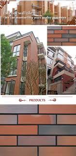 Mpb Hanse In Stock Mix Color Brick Exterior Ceramic Wall Tiles - Exterior ceramic wall tile