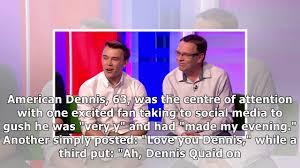 Eastenders actor adam woodyatt leaves the one show viewers stunned ...
