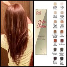 Wella Color Charm Chart Sally S My Favorite Affordable Hair Dye Brand Wella Color Charm