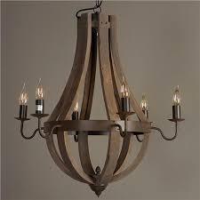 wine barrel light fixtures prodigious wooden stave chandelier barrels chandeliers and home interior 11