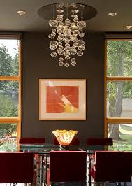 chandeliers give any space they adorn a refined appeal
