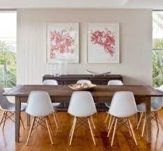 mid century modern dining room furniture. Dining Room Ideas | Simple Decor Eames Plastic Chair Mid-Century Modern Mid Century Furniture