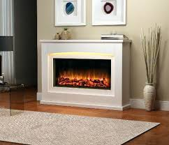 electric glass fireplace wall mounted electric fireplace with glass embers electric glass fireplace