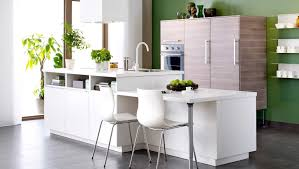 modern white kitchens ikea. Brilliant Modern Modern White Kitchen With VEDDINGE And BROKHULT Fronts Island To White Kitchens Ikea I