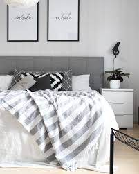 Gute Nacht Schlafzimmer Ikea Skandinavisch Hy