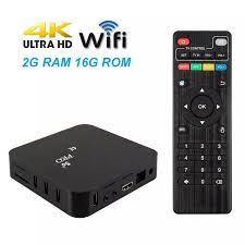 V88Pro 5G Dual Band WiFi 4K Definisi Tinggi Pemain Android10.1 TV Set Top  Box EU/UK/US Plug Smart TV Box 2G/1G Set-top Box